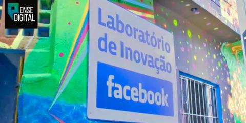 Laboratório de inovação do Facebook.