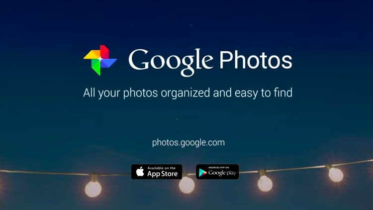 Google Photos.
