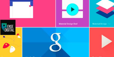 Material Design.