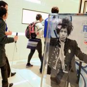 Samsung Rock Exhibition.