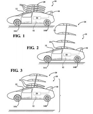 Projeto de carro voador