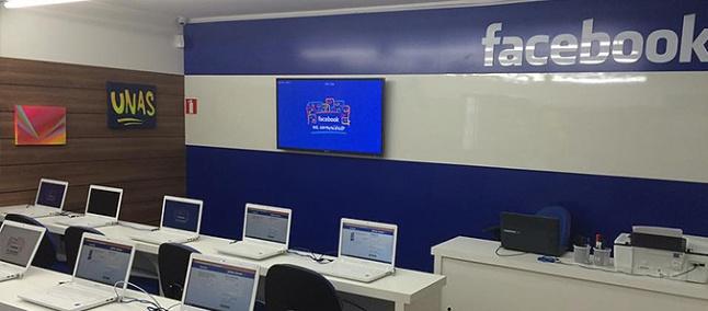 Laboratório de inovação do Facebook