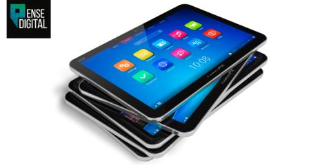 Cai 20% as vendas de tablets no Brasil.