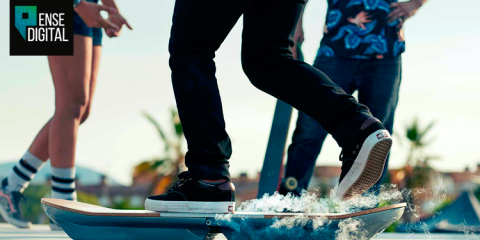 Hoverboard.