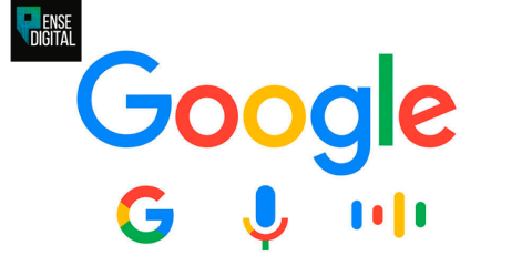 Novo Logo do Google.