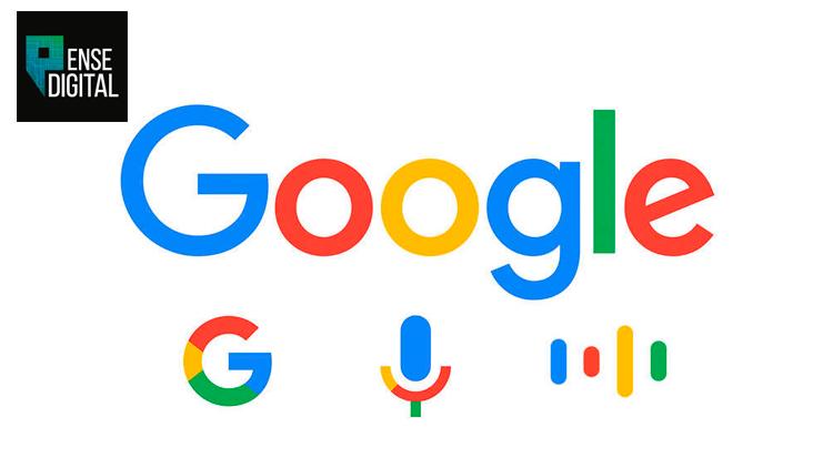 Novo Logo do Google.