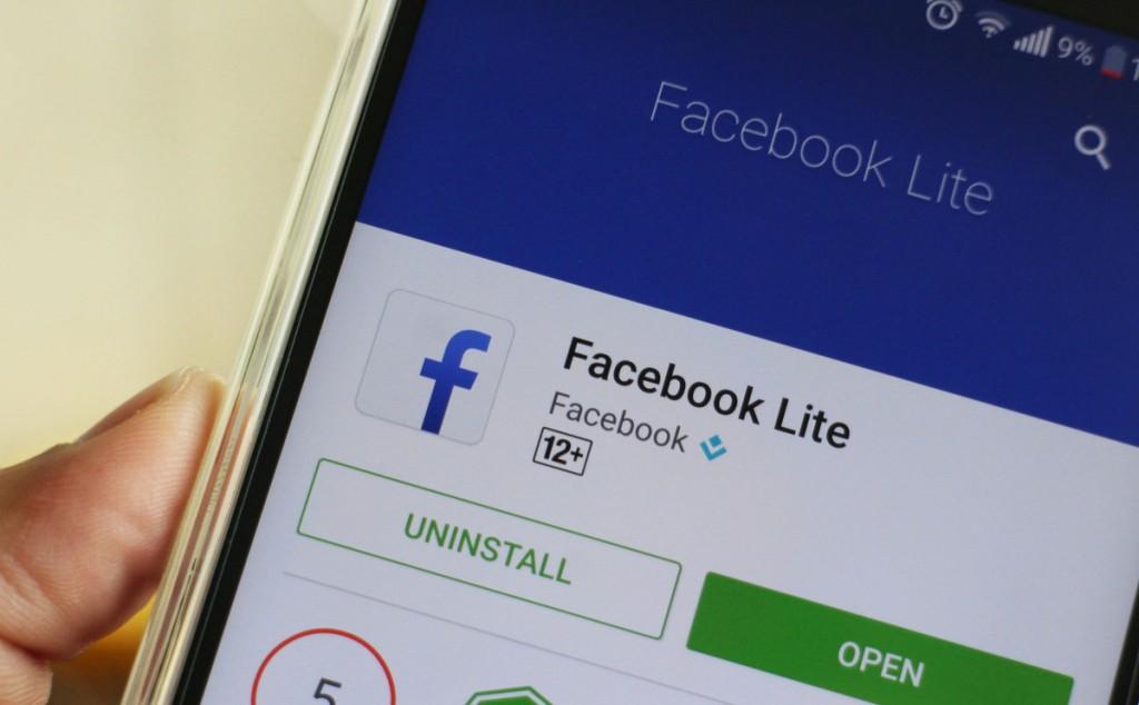 Facebook Lite Interna