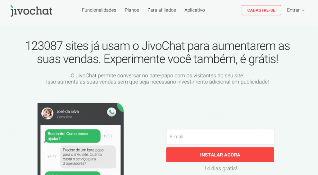 Chat Para Site