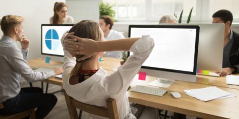 Produtividade nas empresas